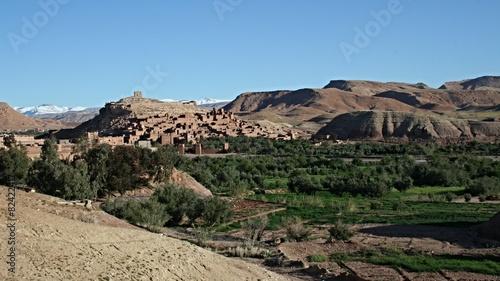 Foto op Canvas Marokko Marocco