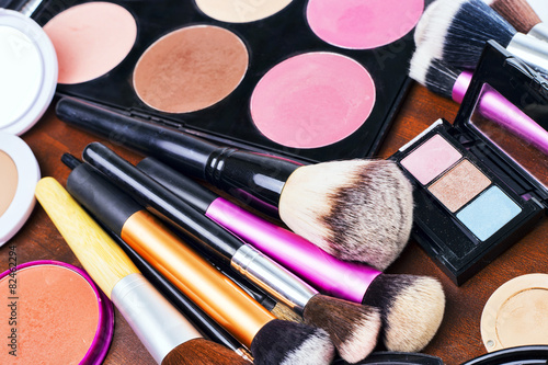 Fotografía  Herramientas del maquillaje