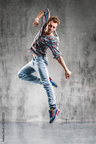 Leinwand Poster  the dancer