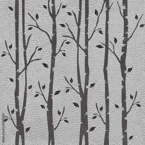 dekoracyjni-drzewa-na-bezszwowym-tle-rzemienna-tekstura