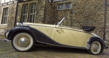Mercedes Oldtimer Cabrio
