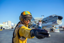 The Historic Aircraft Carrier, USS Midway