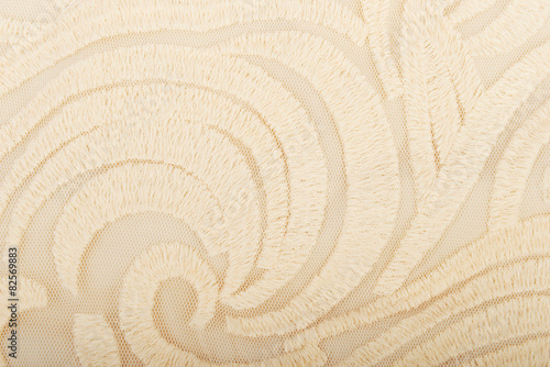 Fotomural  Lace beige background