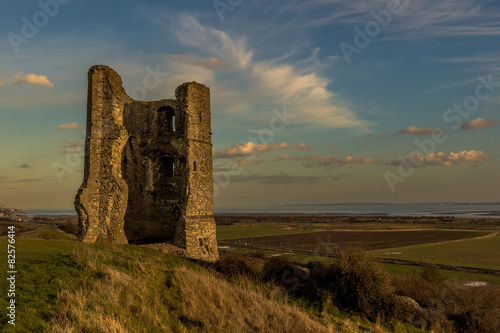 Photo  Hadleigh Castle Tower Ruins | Stock image