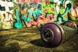 Fototapeta Młodzieżowe - Spray Can Used For Graffiti | Stock image