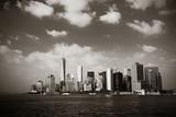 Czarno biały Manhattan