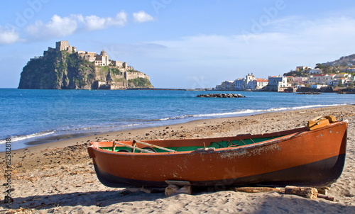 Fotografía  beach on ischia, italy