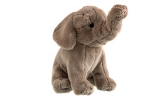 Children's Plush Elephant