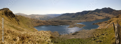 Fotografia Snowdonia