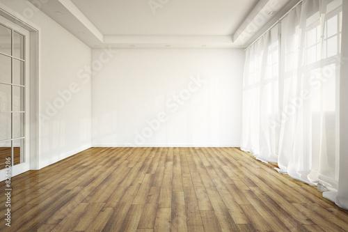 Fotografía  Empty Living Room