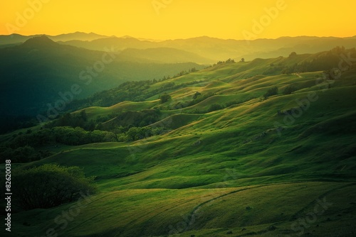 Northern California Landscape