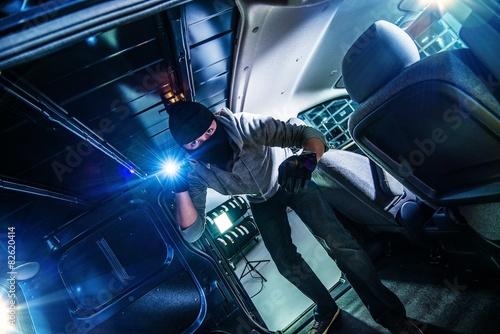 Vászonkép Rubber with Flashlight