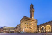 Piazza Della Signoria In Flore...