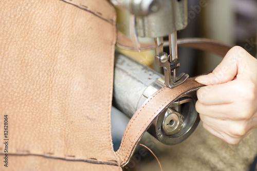Fotomural 革製品