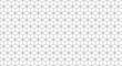 Cube seamless pattern, geometric line design, cube texture