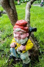 Kleiner Waldarbeiter