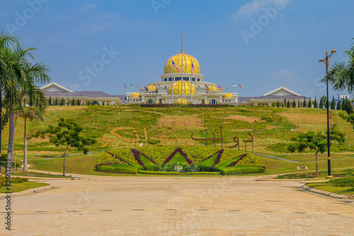 Fotografie, Obraz  Malaysian Royal Palace