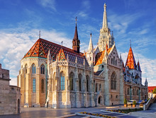 Budapest -  Mathias Church At ...