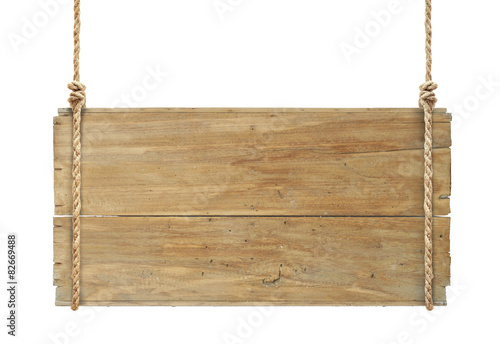 Obraz wooden sign - fototapety do salonu