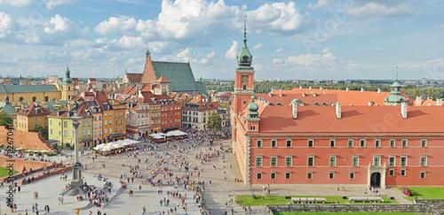 Warszawa -Stitched Panorama - 82670416