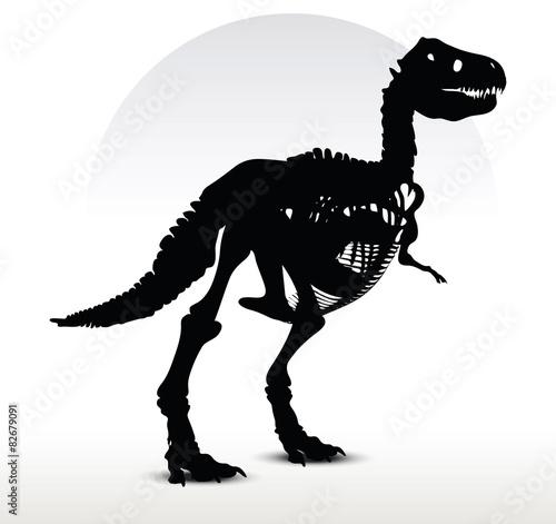szkielet-trexa