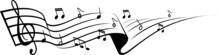 Accords Et Notes De Musique