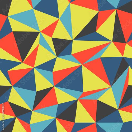 trojkat-bez-szwu-kolorowy-wzor