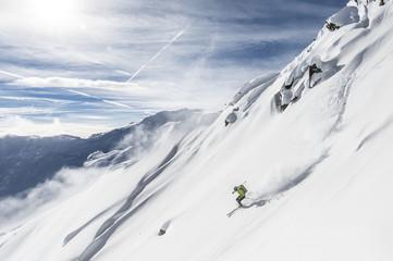 Besplatno skijanje nizbrdo