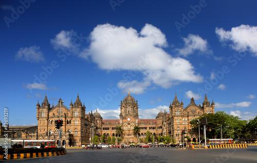 Photo  Chhatrapati Shivaji Terminus
