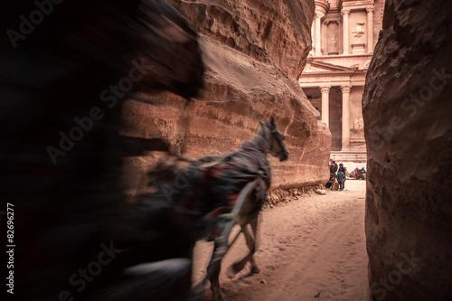 Fotobehang Midden Oosten Petra
