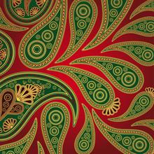 Paisley Background