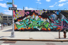 Street Art - Bushwick / New Yo...