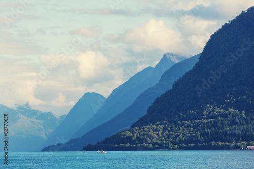 Norway landscapes - 82778658