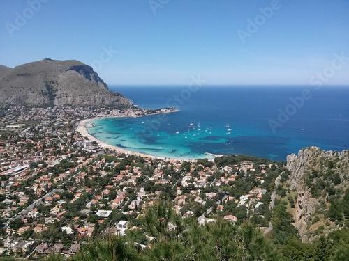 Cadres-photo bureau Palerme Beach Town