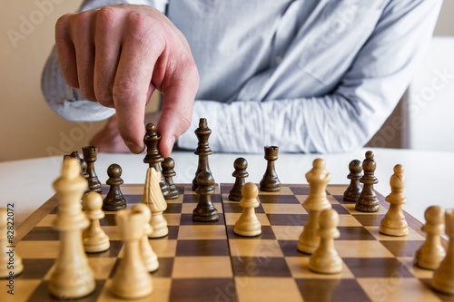Photographie  Game of chess