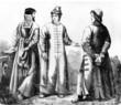 Одежда русских 16-17 веков