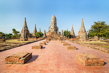 Old Temple, Wat Chaiwatthanara...