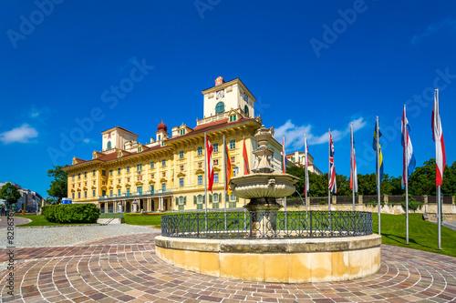 Foto auf AluDibond Osteuropa Schloss Esterhazy