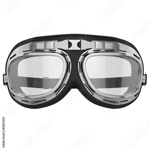 Fényképezés  Retro Motorcycle goggles