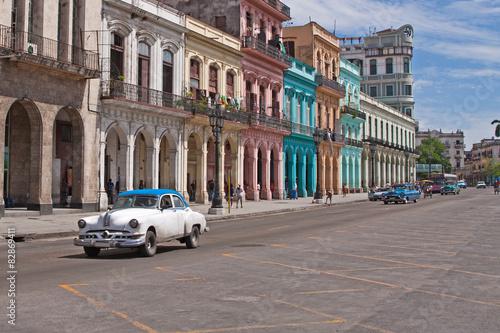 Poster de jardin Havana Havanna