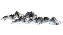 Snowy Mountains Peaks Separa...