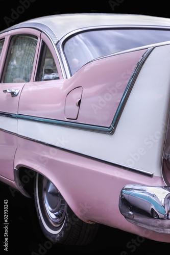 Fotobehang Vintage cars US Cars
