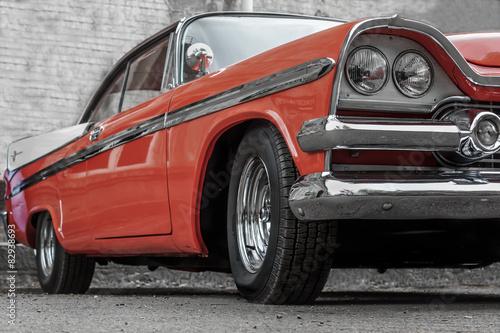 Fototapety, obrazy: US Cars