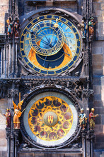 Famous Astronomical Clock Orlo...