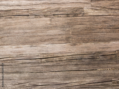 Fototapeta Hintergrund Holz mit Maserung, horizontal, Querformat obraz na płótnie