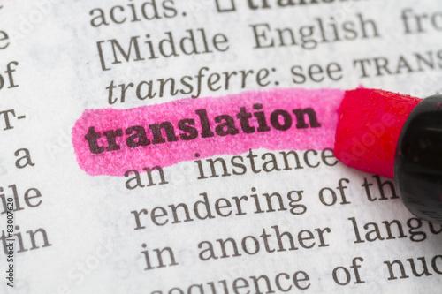 Fotografía  Dictionary definition translation