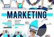 Marketing Branding Strategy Business Analysis Concept