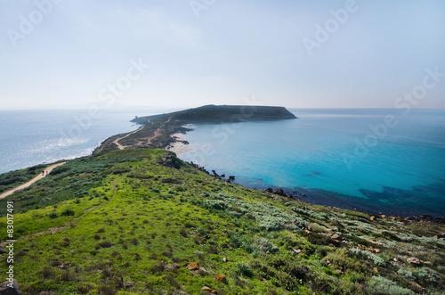 Fotografie, Obraz  Cape Saint Mark. Sinis Penisnula. Sardinia (Italy)