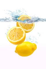Naklejka レモン