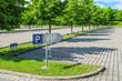 Leipzig VIP-Parkplatz